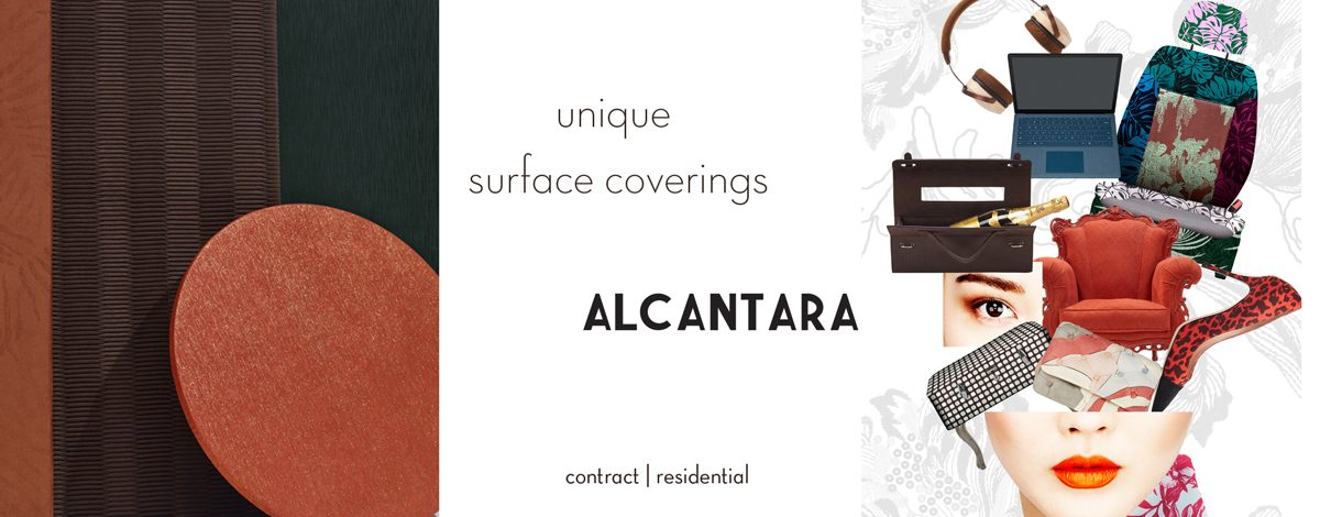 Alcantara for the Steelyard guest